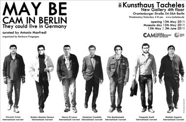 MAY BE_CAM in Berlin