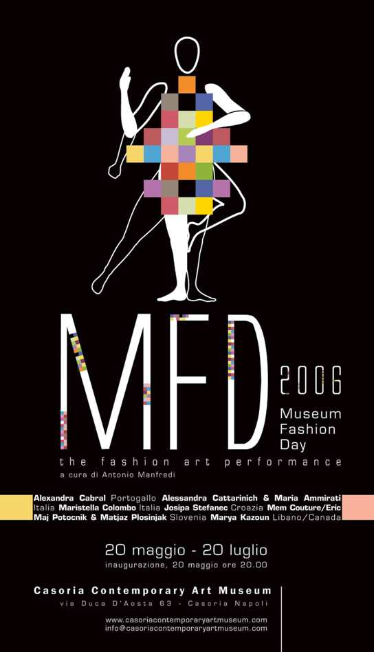 MFD2006 – MUSEUM FASHION DAY