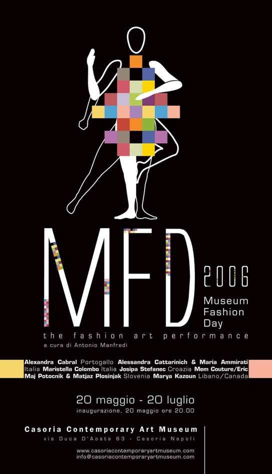 MFD2006 – MUSEUM FASHION DAY