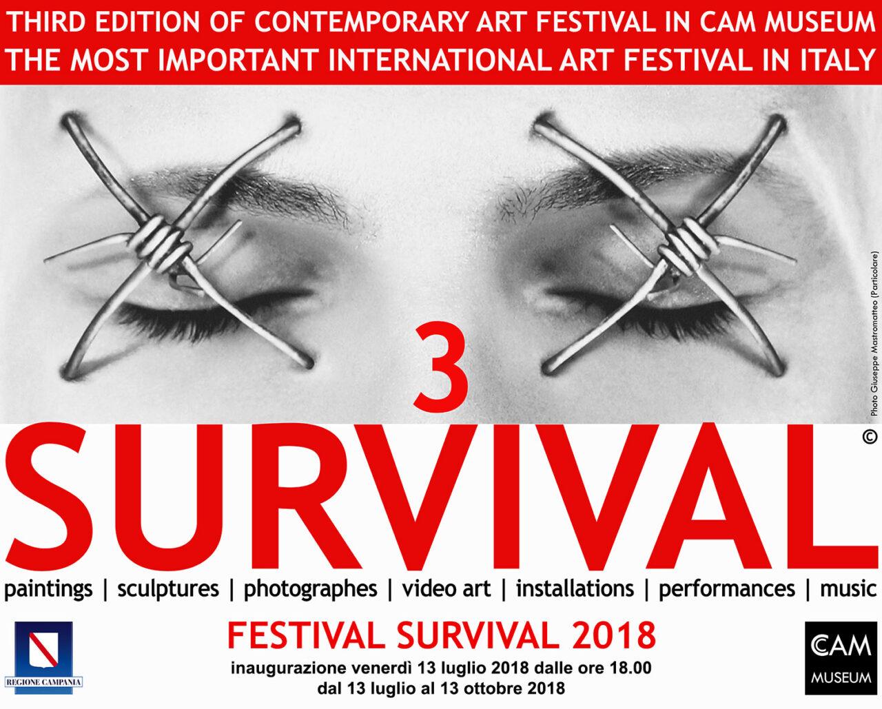 FESTIVAL SURVIVAL 2018