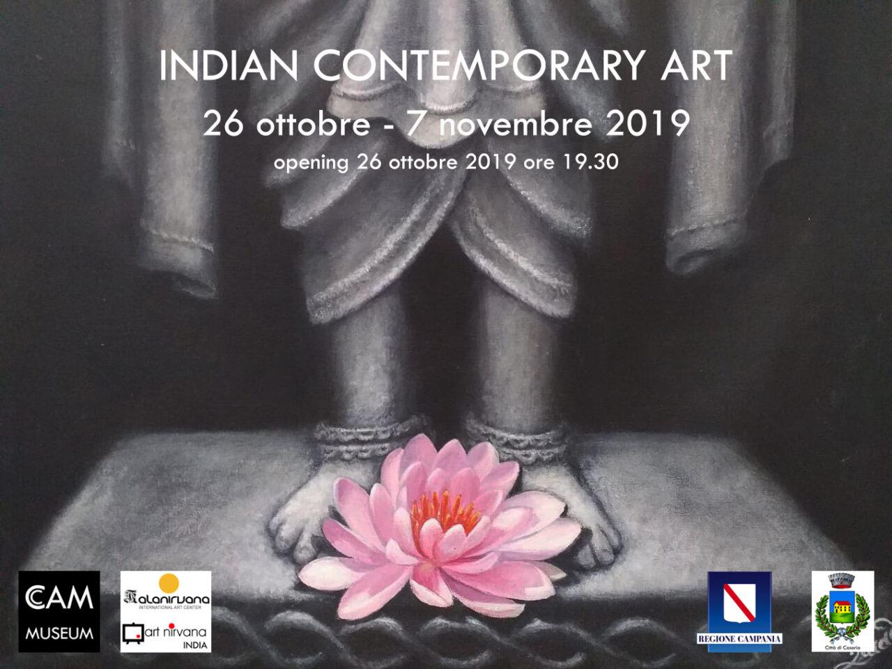 (Italiano) Indian Contemporary Art