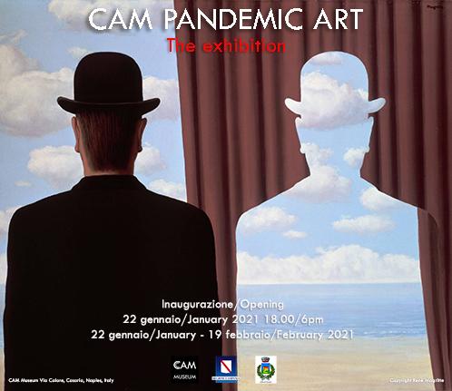 CAM PANDEMIC ART_The exhibition